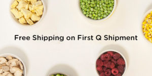 free shipping thrive