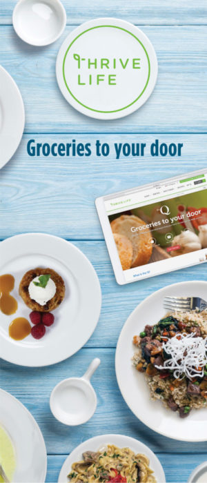 Get Grocery Delivery!